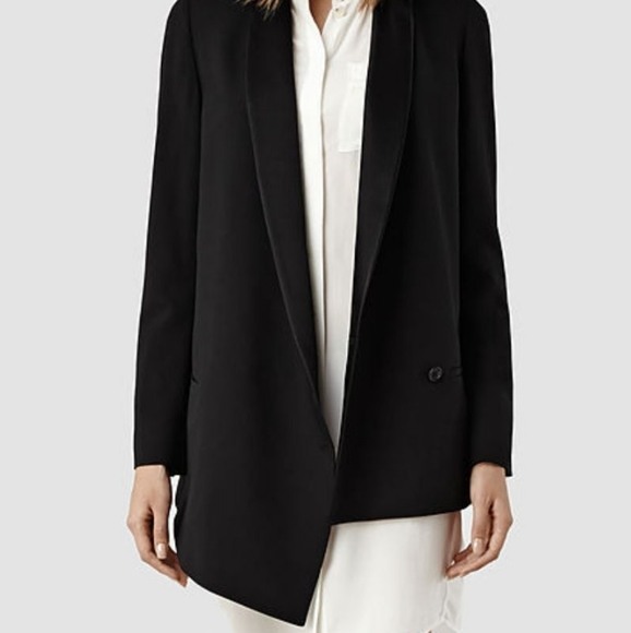 All Saints Reya blazer